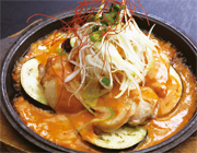 鶏の味噌マヨ焼き
