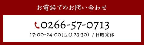 0266-57-0713